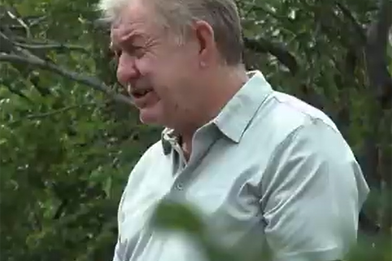 Nature and wildlife matters, says golf star Tony Johnstone